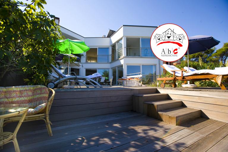 Villa v Savudriji,ki spada med najboljše nepremičnine na Jadranski obali