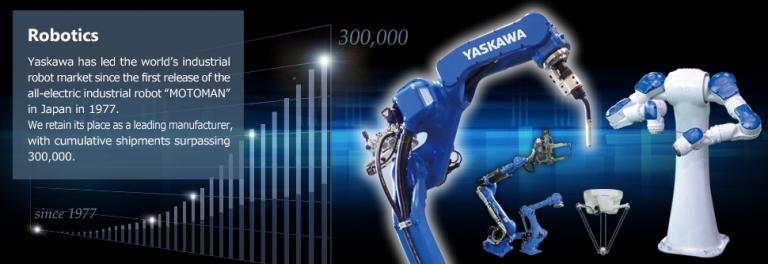 Vodstvo japonske Yaskawe predstavilo načrtovano gradnjo tovarne robotov v Sloveniji