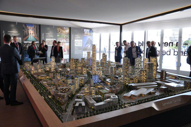 MIPIM 2017 – Dubai holding predstavil 101 HAMDEN AVENUE