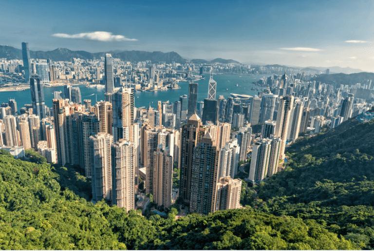 """Hong Kong načrtuje izgradnjo """"hongkonškega mesta"""" na Kitajskem"""