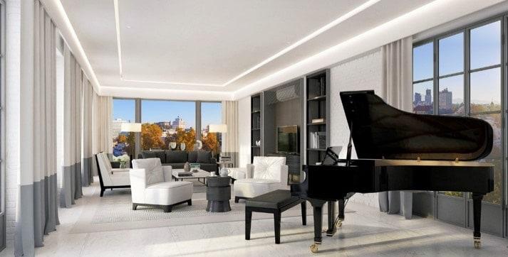 Letos ponudba 230 luksuznih stanovanj v središču centra Ljubljane