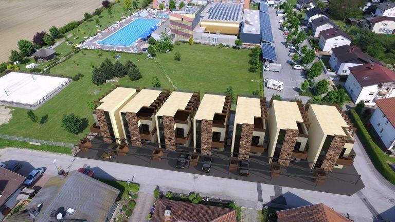 Priložnost nakupa stanovanj in apartmajev v  Moravskih toplicah
