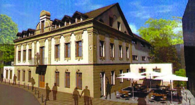 Hotel Razor v Kranjski Gori na licitaciji