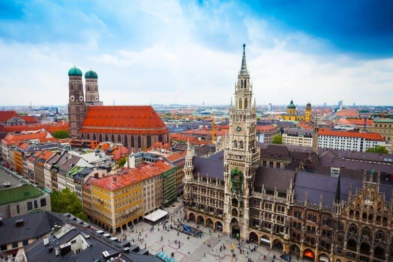 V Nemčiji visoke najemnine podjetnike silijo ven iz mestnih središč